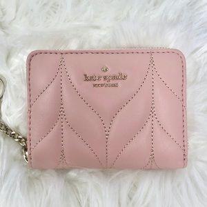 ♠️ Kate Spade Briar Lane Quilted Dani Wallet
